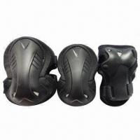 Buy cheap Comfortable Protective Pad Set, Includes 1 Pair Knee/Elbow and 1 Set Wrist Guards from wholesalers