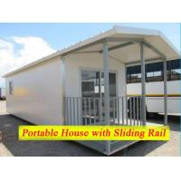 Buy cheap Small Prefabricated Portable Modular Homes Eco Friendly For Dormitory from wholesalers