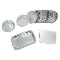Buy cheap Household Aluminum / Aluminium Foil Container For Food Storage Temper H22 H24 from wholesalers