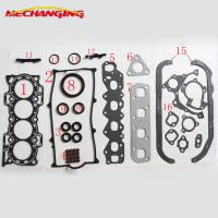 Buy cheap HCE HDC Full set for DAIHATSU CHARADE 1.3/1.6 engine gasket 04111-87127-000 50120700 from wholesalers