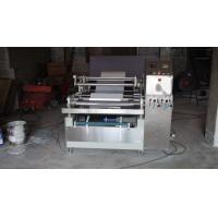 Buy cheap High Speed Trimming Nonwoven Slitting Machines / Rewinding Machine For Industrial from wholesalers