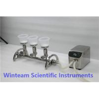 Buy cheap Membrane Filter 0.45μM Membrance Pall Vacuum Manifold Portable Water Filter from wholesalers