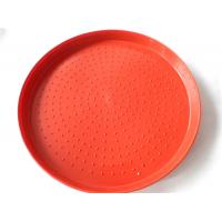 Buy cheap Plastic Round chick Feed Tray bird feeding trays from wholesalers