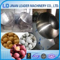 Buy cheap Peanut Sugar Coating Machine Super quality stainess steel LD product