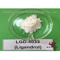 Buy cheap Pure SARMS Lgd 4033 Powder , Ligandrol Sarms For Muscle Growth CAS 1165910-22-4 from wholesalers