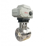 Buy cheap 24VDC Brushless Motor Motorized Valve Actuator from wholesalers