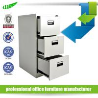 Buy cheap 3 drawer filing cabinet from wholesalers