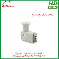China Octo Full HD LNB 8 output Universal Ku Band LNB on sale