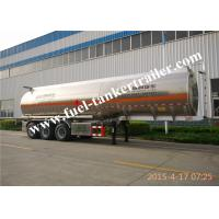 China Use engine diesel oil truck semi trailer asphalt bitumen tank truck on sale
