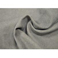 Buy cheap Plain Style Stone Washed Canvas Fabric Density 46 X 28 With Customized Color from wholesalers