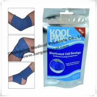 Buy cheap Cool Medical Bandage Elastic Compression Wrap Instant Pain Relief Therapy from wholesalers
