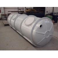 Buy cheap wastewater treatment system tank from wholesalers
