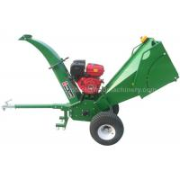 Buy cheap 5 Inches Chipping Capacity With 2 Cutting Knives Gasoline Engine Wood Shredder from wholesalers