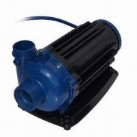 Buy cheap 2,200W Submersible Pump, Large Water Flow/Aluminum Box for Heatsink/Controller Cabinet is Waterproof from wholesalers