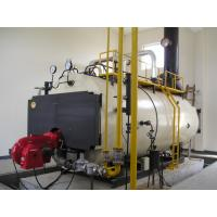 Buy cheap Electric 8 Ton Pressure Vessel Gas Fired Water Steam Boiler , Thermal Insulated from wholesalers
