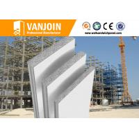 Buy cheap Waterproof Lightweight eps sandwich panel For Building Construction from wholesalers
