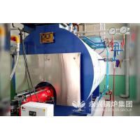 Buy cheap Liquefied Petroleum Gas Fired Steam Boilers 6tph Stainless Steel Boiler Shell for Rice Mill from wholesalers
