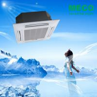 Buy cheap Chilled water 4 way ceiling concealed cassette type fan coil units-1400CFM 4 TUBE from wholesalers