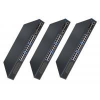 Buy cheap Unmanaged 28 Ports 5 Port Gigabit Switch 455W Inner Power Supply PoE Ethernet Switch product