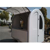 Buy cheap Food Catering Van Beverage Fast Food Kiosk For Catering , Commercial Food Carts from wholesalers