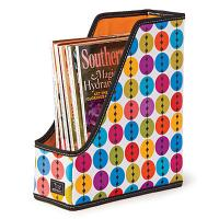 Buy cheap cardboard magazine file holder from wholesalers