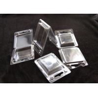 Buy cheap Disposable Vacuum Formed Packaging Trays Plastic PP Plum Packing Tray from wholesalers