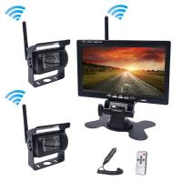 Buy cheap Wireless Backup Camera System Horizontal Resolutions 420 TV Lines For Trucks / Bus from wholesalers