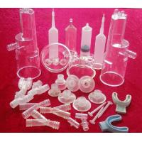 Buy cheap HASCO Standard Plastic Injection Molding Service Colorful Or Transparent product