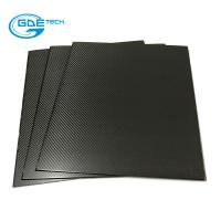 Buy cheap 4mm carbon fiber sheet from wholesalers