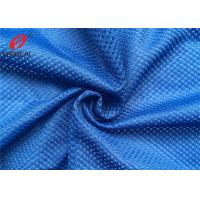 Buy cheap Textile Brushed Sports Mesh Fabric , Mesh Lining Fabric For Garment from wholesalers