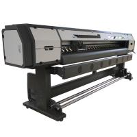 Buy cheap Hi - Pri 2.5M  Epson 5Th Generation Solvent Inkjet Printer 35 Square Meter / Hour from wholesalers