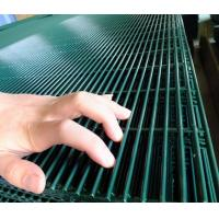 Buy cheap pvc high security fence 358 security fence prison mesh security screen mesh from wholesalers