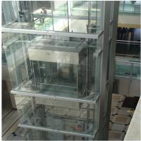 Buy cheap Geared Traction Panoramic Elevator(Microcomputer) from wholesalers