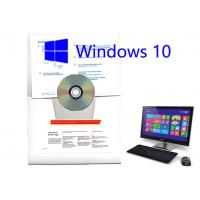 Buy cheap Computer Software Windows 10 Pro OEM Sticker 64 Bit Key Professional With OEM Version Spanish from wholesalers