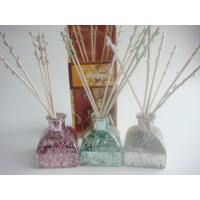 Buy cheap Lemon Fragrance Reed Diffuser Set San Miguel Reed Diffuser Refills Eco - Friendly from wholesalers
