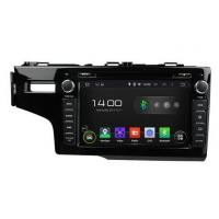 Buy cheap 1.6GHz CPU 1G RAM 2014 Honda Fit Car GPS Navigation System With Digital 1024 X 600 Pixels from wholesalers