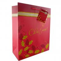 Buy cheap Christmas Paper Gift Bags Most Popular in UK from wholesalers