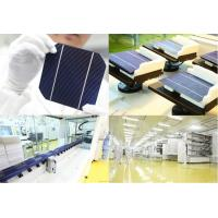 Buy cheap wholesale cheap mono solar panel 48v 220~260W photovoltaic crystalline silicon from wholesalers