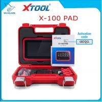 Buy cheap Newest Original Xtool Product X-100 PAD Function As X300 Pro X300 Auto Key Programmer Update Online X100 Pad from wholesalers