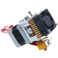 Buy cheap Single Head MK8 Extruder 3D Printer Kits for 1.75mm PLA / ABS from wholesalers