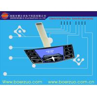 Buy cheap Waterproof Metal Dome Flexible PCBA Tactile Membrane Switch With Leds from wholesalers