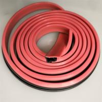 Buy cheap double colors liquid silicone strip from wholesalers