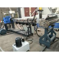 Buy cheap WPC Crust Foam Board Extruder With Double Screw / Siemens Motor product