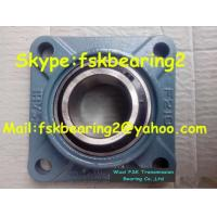 Buy cheap UCF214 Pillow Block Ball Bearings 70mm x 193mm x 152mm For Textile Machinery from wholesalers