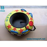 Buy cheap HM Sports Products Co., Limited ski tube towable ski tube, Inflatable towable infaltable tent from wholesalers