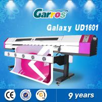 Buy cheap 2.5m Galaxy Printer , Digital Printing Service , Galaxy UD2512 Eco Solvent Printer for Flex from wholesalers