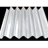 Buy cheap 0.2mm Thickness Corrugated Aluminum Roofing Panels , Aluminium Sandwich Panel For Wall Cladding from wholesalers