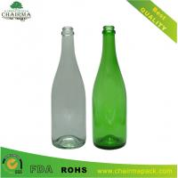 Buy cheap 750ml Series Glass Bottle for Champagne from wholesalers