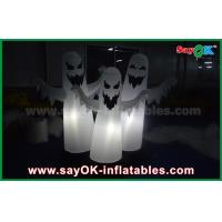 Buy cheap 1.5m OXford Cloth Halloween 3 Ghost Inflatable Lighting Decoration Waterproof from wholesalers