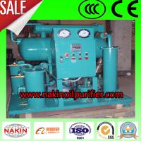 Buy cheap High Vacuum Insulating Oil Purification Plant from wholesalers